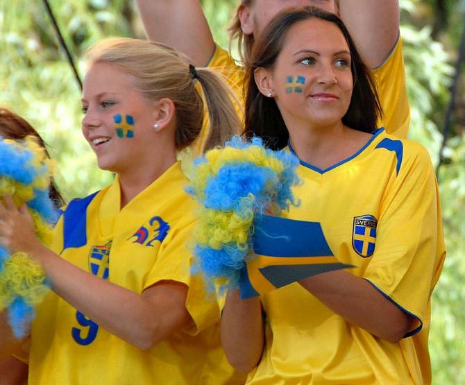 Girls sweetish Swedish girls