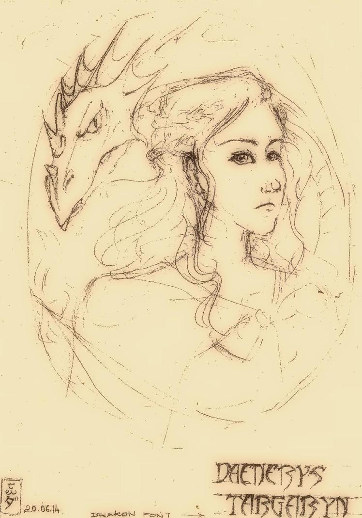 Khaleesi (WIP) by VayuPutri