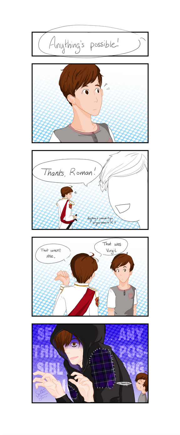 TS - Anything's Possible by Erulastiel