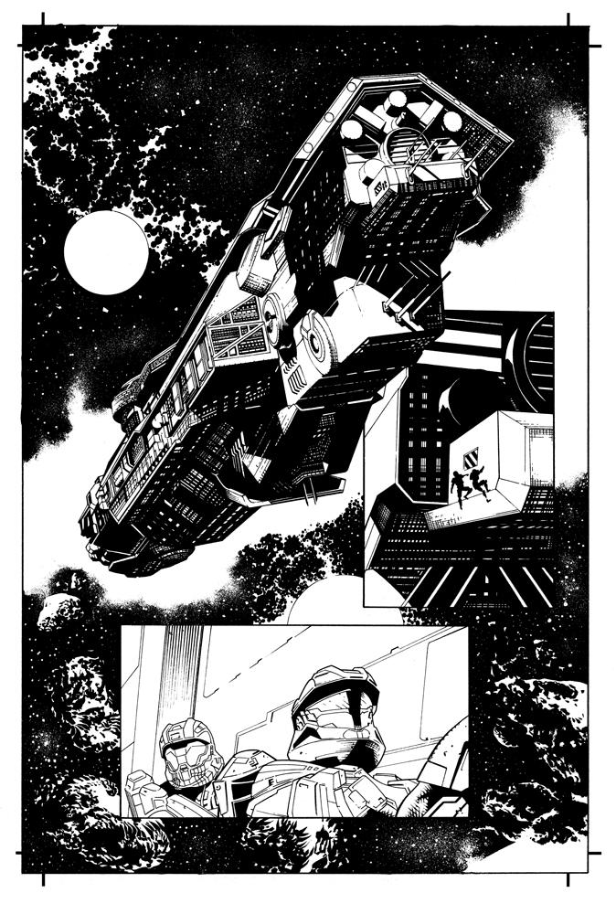 Halo#3 Page 11 by marcocastiello