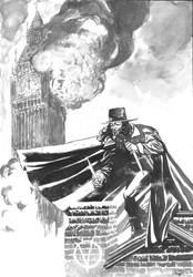 V For Vendetta Commission