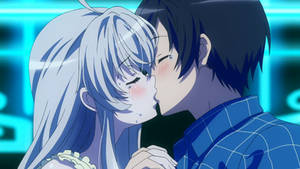 2nd kiss