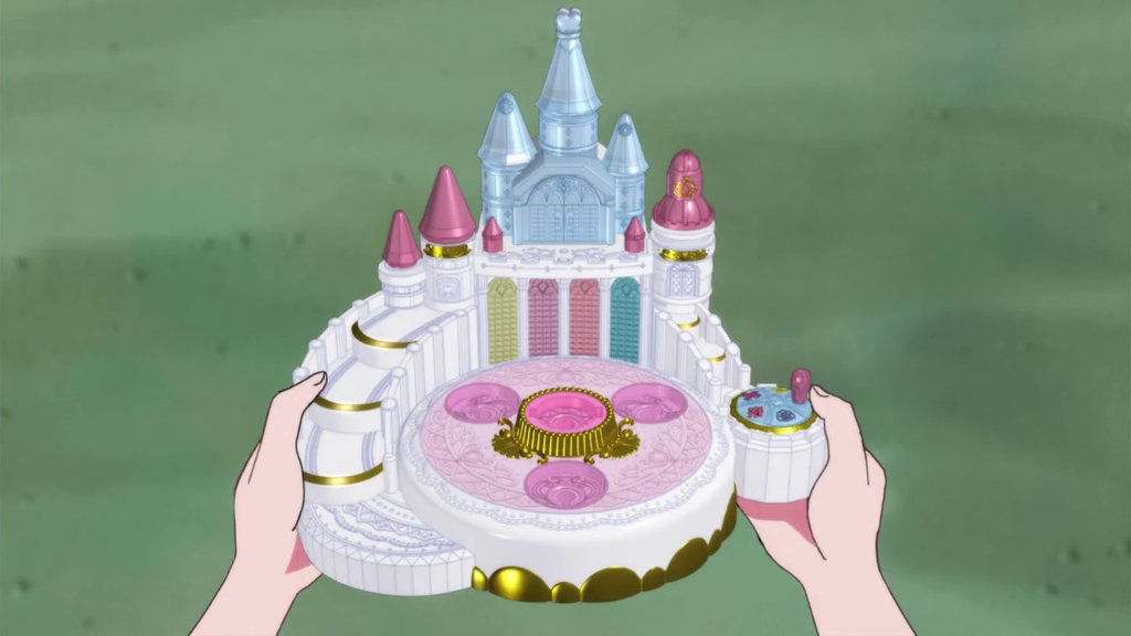 Princess Palace by Fu-reiji