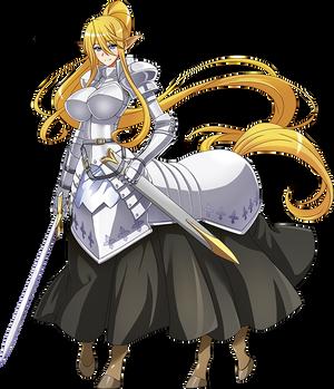 Centorea the knight