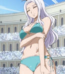Mira's bikini