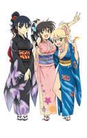 Hanzo's Happy New Years by Fu-reiji