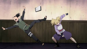 Shikamaru you idiot