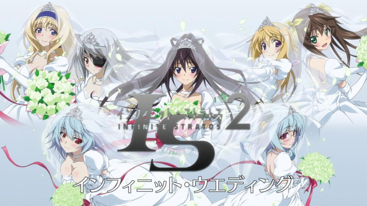 Infinite Stratos Wedding By Fu Reiji