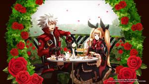 Tea date by Fu-reiji