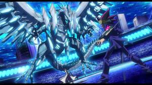 Blue Eyes Chaos max Dragon!