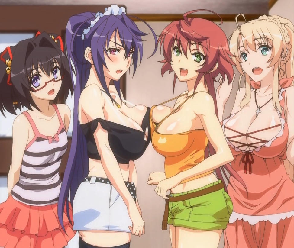 hentai haven harem