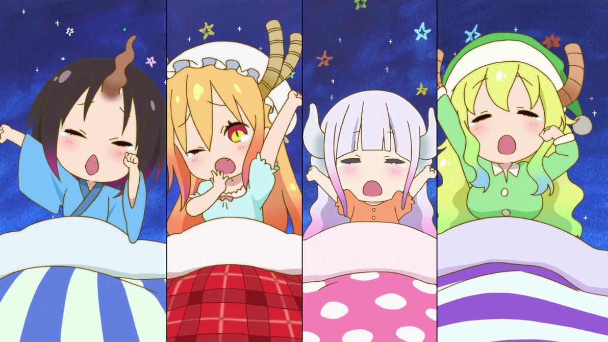 Tohru nude sleeping by Fu-reiji on DeviantArt