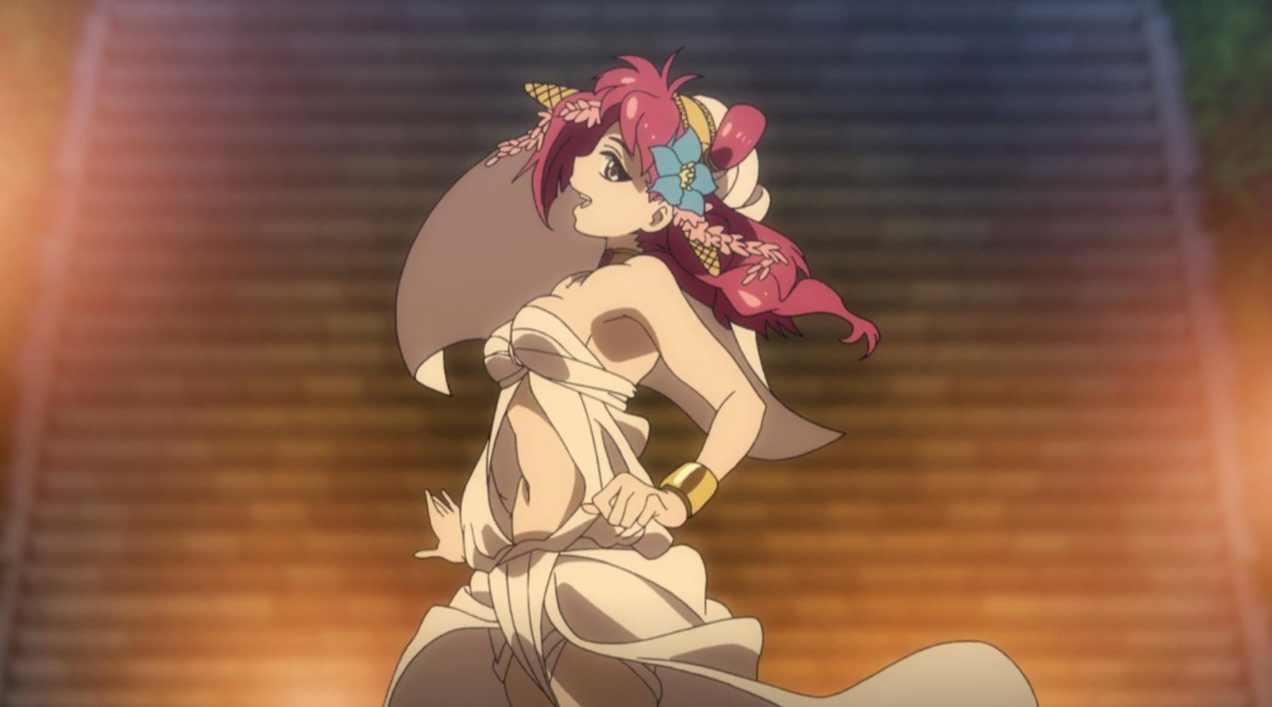 magi anime morgiana nackt porno