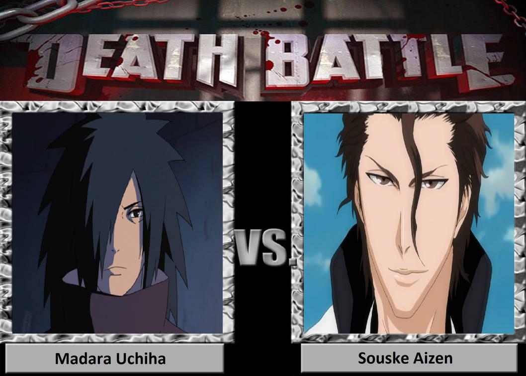 Next time on Deathbattle!(fanfic) Madara vs Souske by Fu-reiji on
