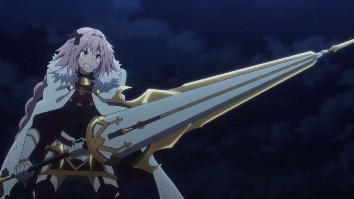 astolfo angry by fu reiji dbm9o5b Top 10 Strongest Servants from Fate/Apocrypha