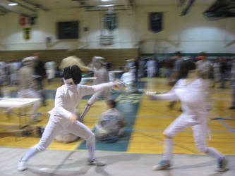 Womens Epee by toasterb0t