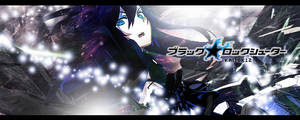 Black Rock Shooter signature 2