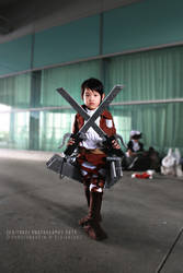 Attack on Titan cosplay [EOY 2013]