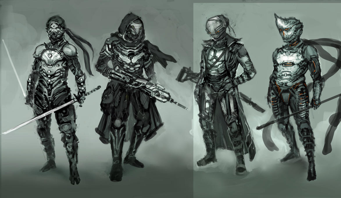 Personal Concepts by saleemakhtar