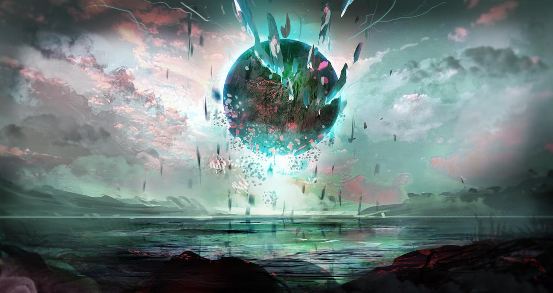 Sphere shock by saleemakhtar
