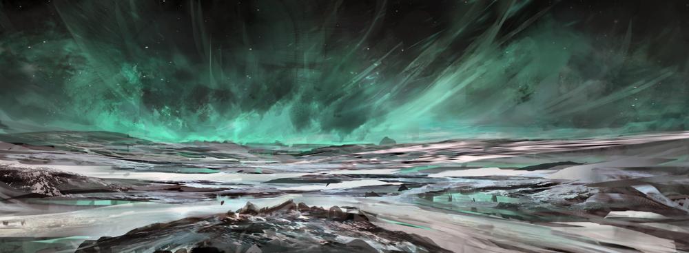 Northern Lights by saleemakhtar