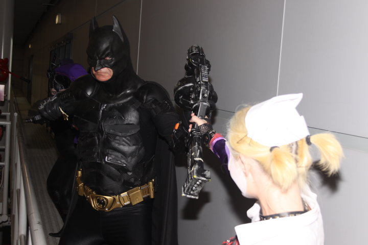 Batman Cosplay Club entry 2 by batty9999