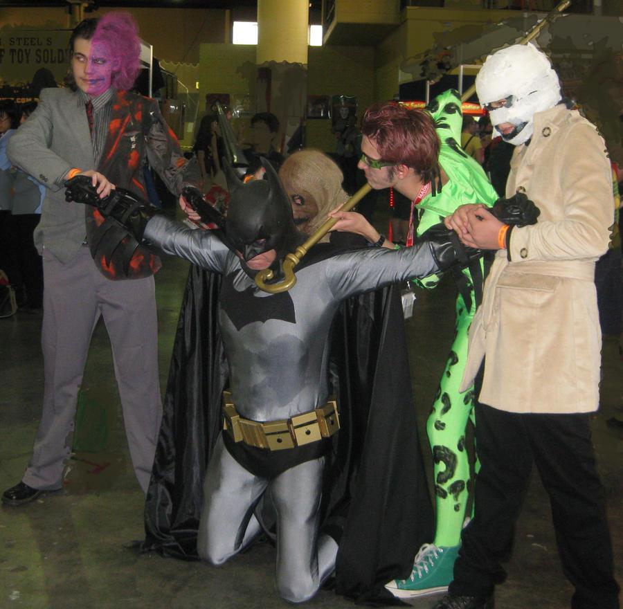 Batman Cosplay Club Contest 3 by batty9999