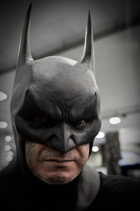 Portrait of a Batman by batty9999