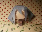 Miku papercraft