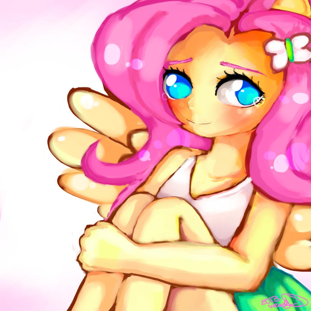 Fluttershy~ by WendySakana
