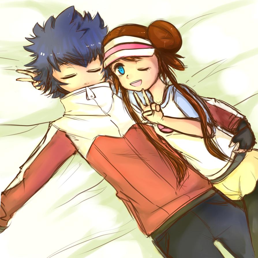 30 Day OTP Challenge #2: Cuddling by WendySakana