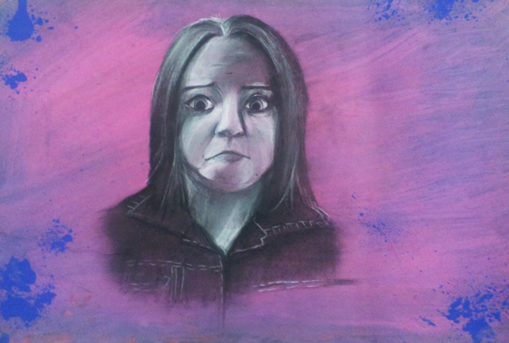 Self Portrait by WendySakana