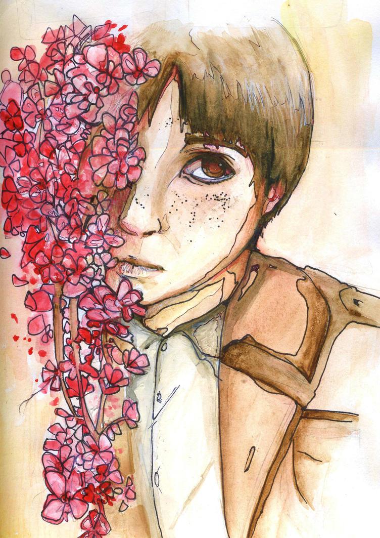 Red Flowers by WendySakana