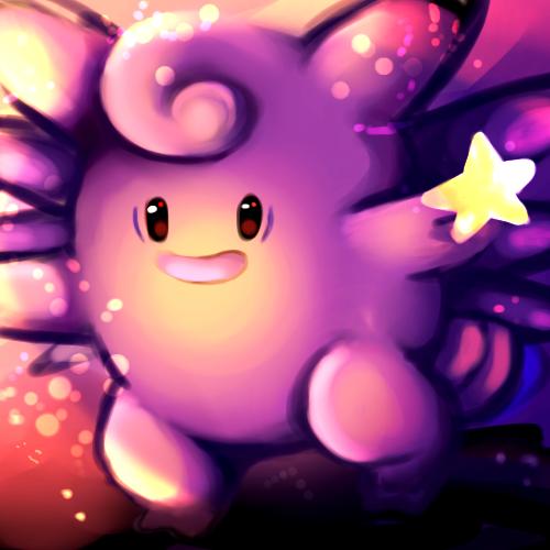 the Fairy Pokemon by WendySakana