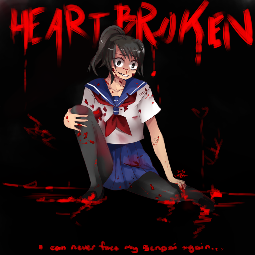 HEART BROKEN by WendySakana