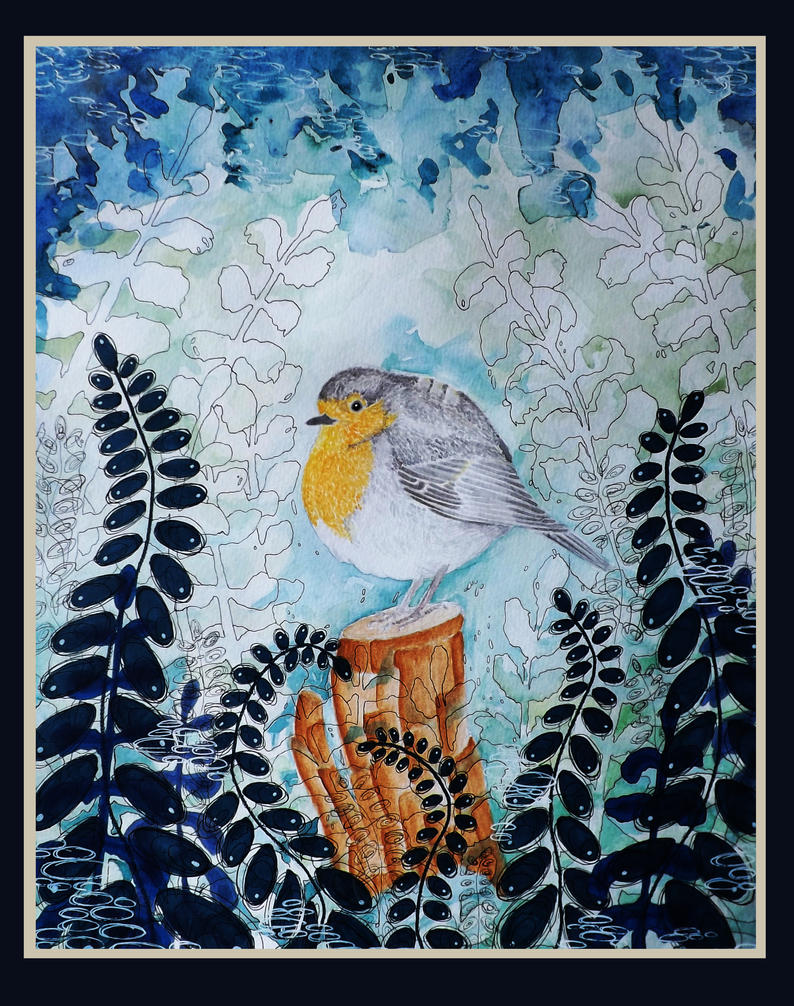 Robin by Mao-Kao