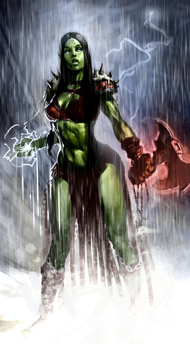 Troll vs orc shaman erotic vids