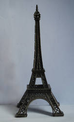 eiffel tower stock by crazykitty82stock