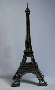 eiffel tower stock