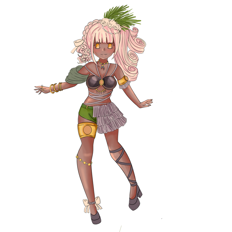 Coconut Annie: Commom