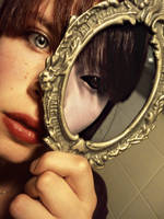 Mirror of truth by Domeniika-chan