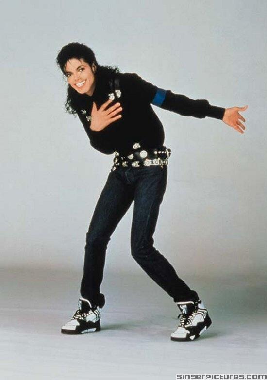 Michael Jackson LA Gear 1990 by iAmTamashii on DeviantArt