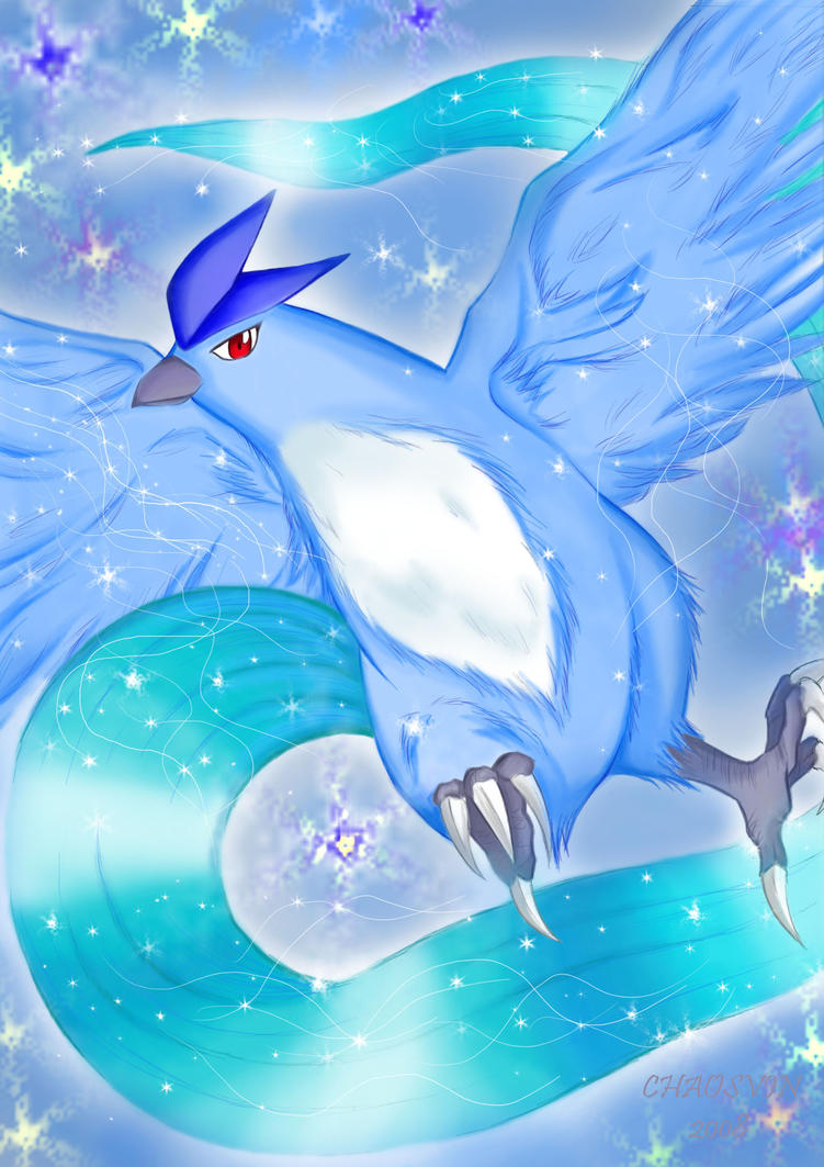 legendary ice pokemon - photo #25