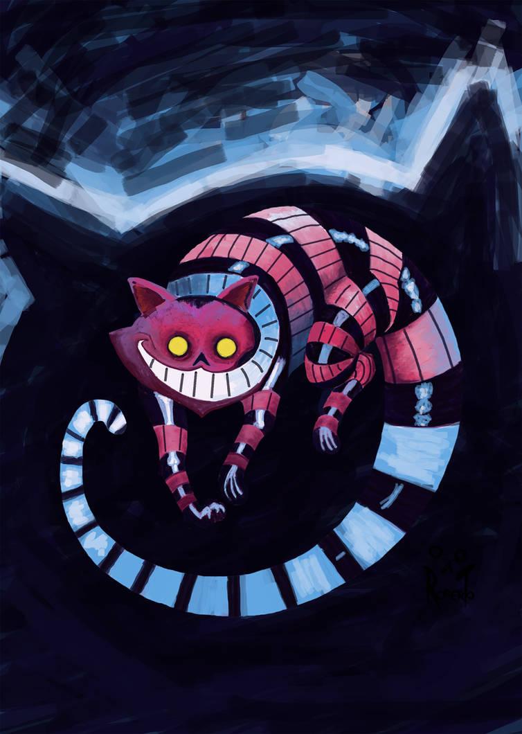 Chesire Cat by RobertoMontesinos
