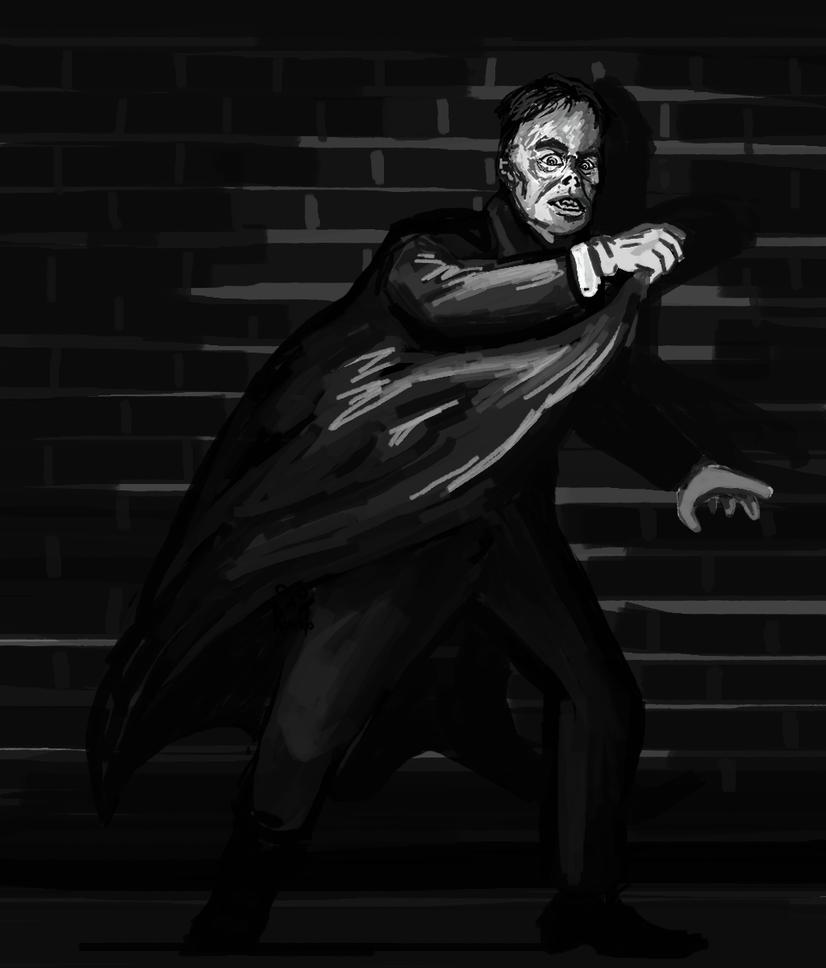 The Phantom of the Opera by RobertoMontesinos