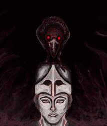 The Raven by RobertoMontesinos