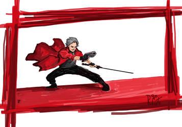 Dante by RobertoMontesinos