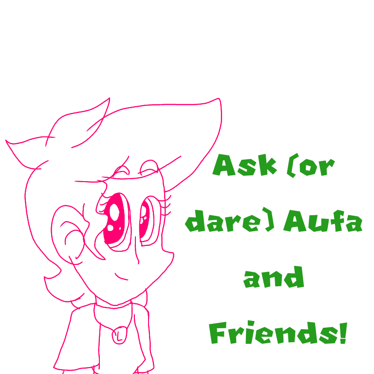 Ask (or dare) Aufa and Friends! by Luigis-Sister18
