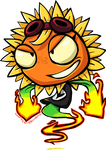 PVZHeroes - Solar Flare