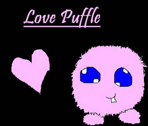 Love Puffle by WannaBeeBritGirl
